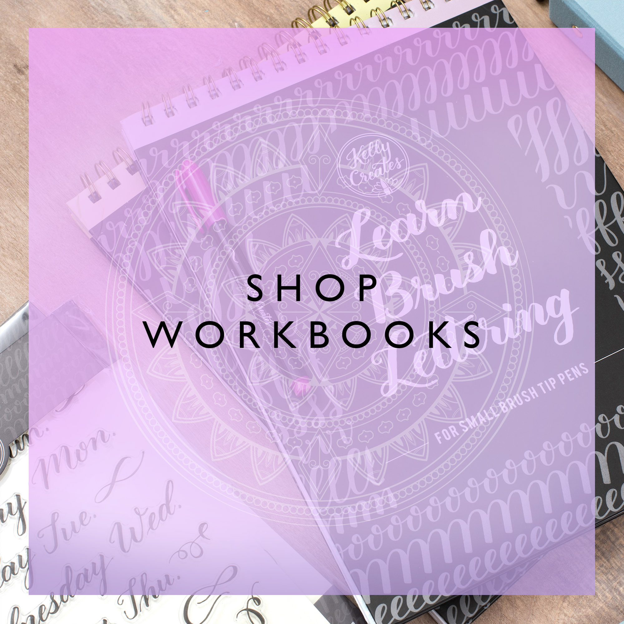 KC SHOP WORKBOOKS GRAPHIC